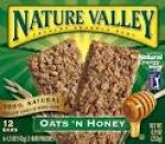 Nature Valley Oat 'N Honey Granola Bars