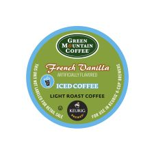 French Vanilla Iced Coffee K-Cup