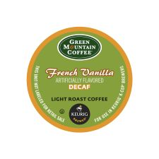 French Vanilla Decaf K-Cup Coffee