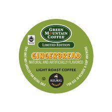 Gingerbread K-Cup Coffee