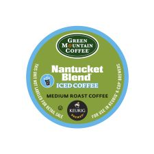 Nantucket Blend Iced Coffee K-Cup