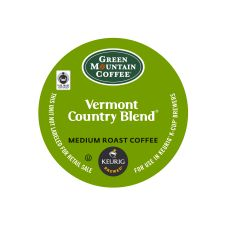 Vermont Country Blend K-Cup Coffee