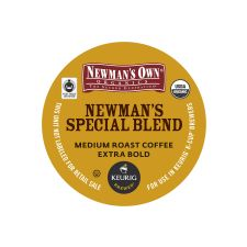 Newman's Special Blend Extra Bold K-Cup Coffee