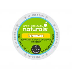 Green Mountain Naturals Lemonade K-Cup