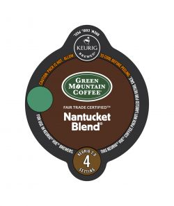 Green Mountain Nantucket Blend Vue Cup Coffee