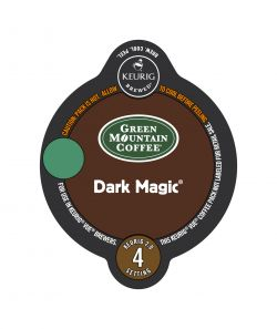 Green Mountain Dark Magic Vue Cup Coffee