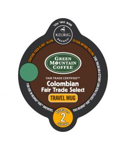 Green Mountain Colombian Fair Trade Vue Cup Coffee