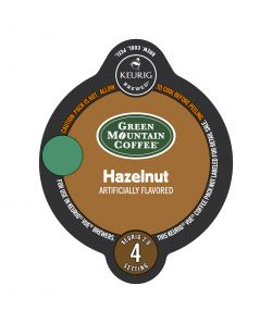 Green Mountain Hazelnut Vue Cup Coffee