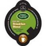Green Mountain Breakfast Blend Decaf Vue Cup Coffee