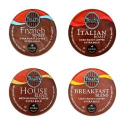 Tully's House collection K-Cup Coffee
